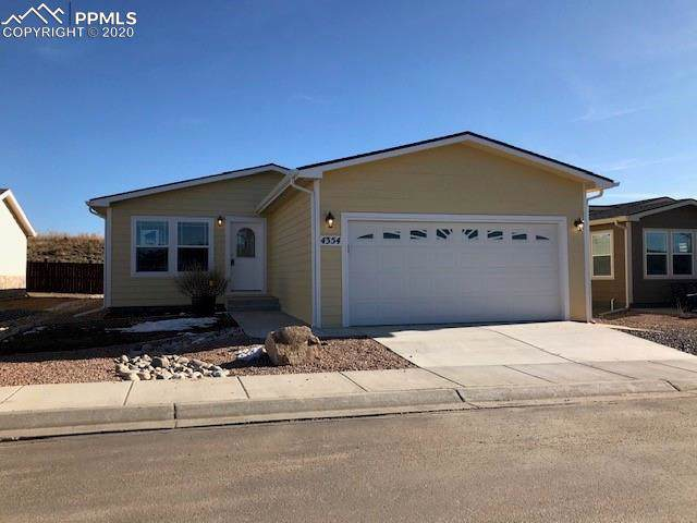 4354 Gray Fox Heights, Colorado Springs, CO 80922 (#8854823) :: Tommy Daly Home Team