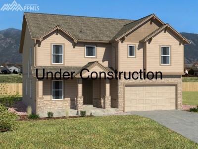 10817 Hidden Prairie Parkway, Fountain, CO 80817 (#8965511) :: 8z Real Estate