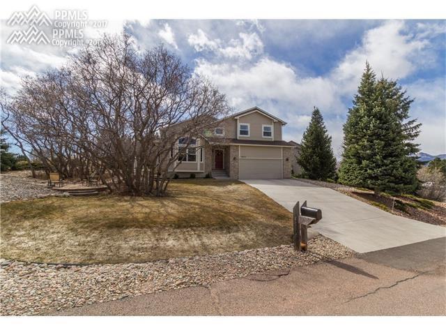14515 River Oaks Drive, Colorado Springs, CO 80921 (#9151435) :: Jason Daniels & Associates at RE/MAX Millennium