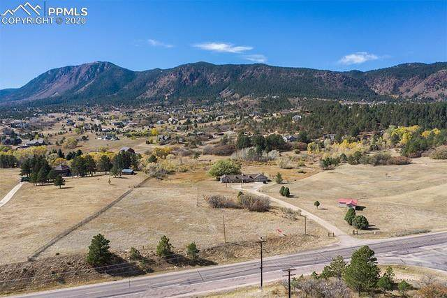 0 Highway 105 Highway, Palmer Lake, CO 80133 (#9276842) :: Action Team Realty