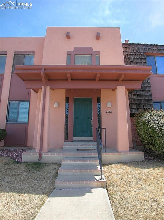 2983 Mesa Road C, Colorado Springs, CO 80904 (#1075484) :: Colorado Home Finder Realty