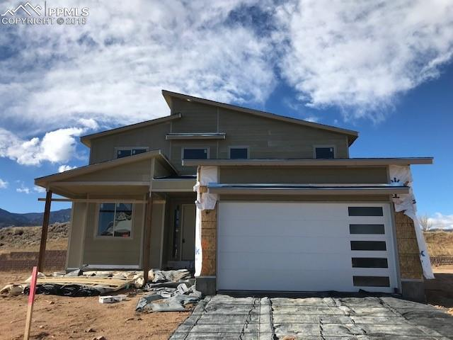 868 Uintah Bluffs Place, Colorado Springs, CO 80904 (#1363777) :: Jason Daniels & Associates at RE/MAX Millennium