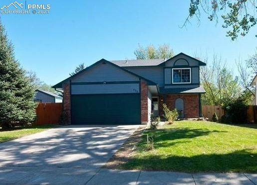 375 Briggs Place, Colorado Springs, CO 80911 (#2221196) :: Tommy Daly Home Team
