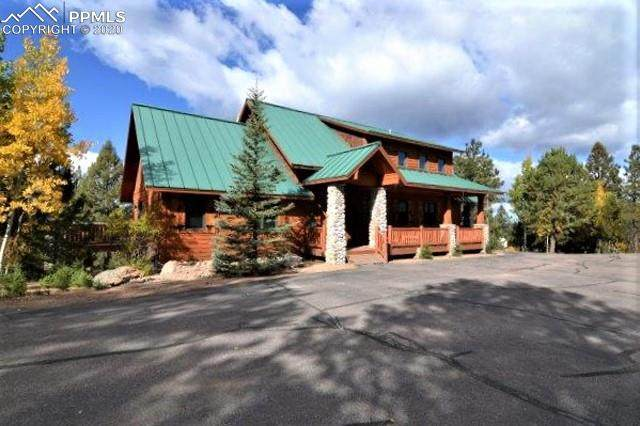 1115 Splendor Point, Florissant, CO 80816 (#2349681) :: The Kibler Group