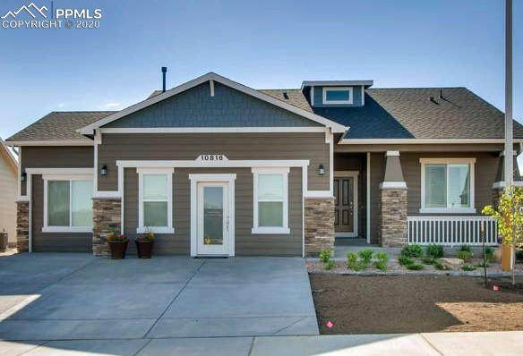 10816 Hidden Brook Circle, Colorado Springs, CO 80908 (#2429013) :: The Treasure Davis Team