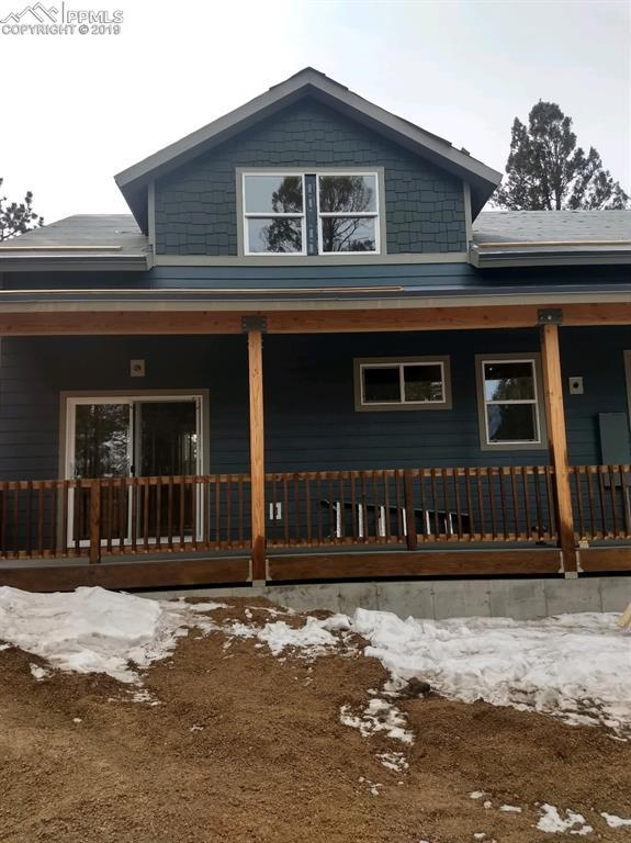 435 Granite Road, Florissant, CO 80816 (#3440940) :: 8z Real Estate