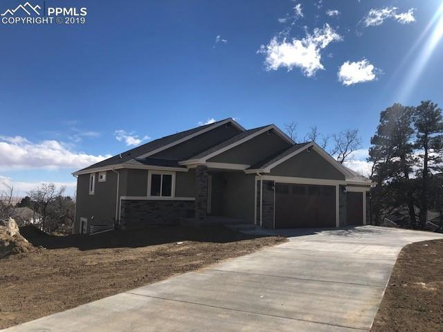 523 Mountain Pass View, Colorado Springs, CO 80906 (#3581624) :: The Daniels Team