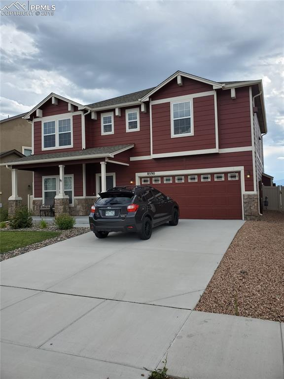 8590 Dry Needle Place, Colorado Springs, CO 80908 (#6145644) :: The Daniels Team