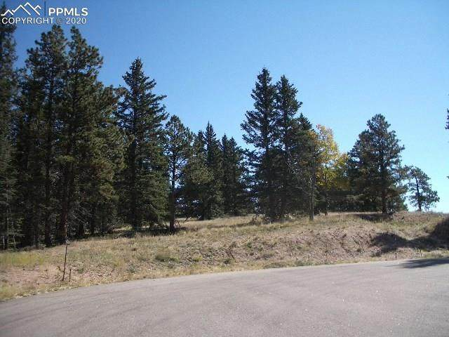 405 Silvermoon Heights, Divide, CO 80814 (#6425285) :: Venterra Real Estate LLC