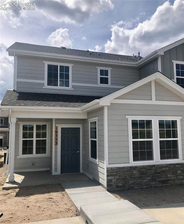 16353 Blue Yonder View, Monument, CO 80132 (#6775044) :: 8z Real Estate