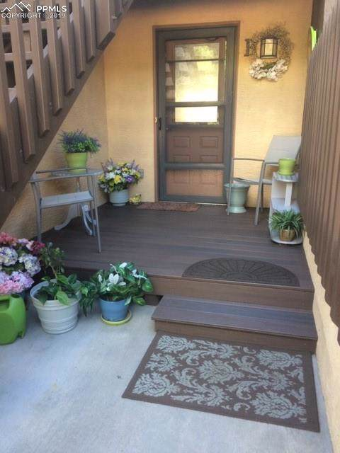 323 El Paso Boulevard B, Manitou Springs, CO 80829 (#8510744) :: Perfect Properties powered by HomeTrackR
