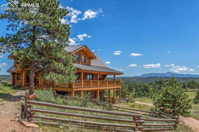 2333 County 403 Road, Florissant, CO 80816 (#9954615) :: CC Signature Group