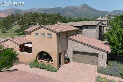 1843 La Bellezza Grove, Colorado Springs, CO 80919 (#1068337) :: Fisk Team, eXp Realty