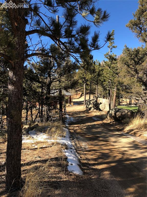 0 (107) Sunrise Peak Road, Manitou Springs, CO 80829 (#3137445) :: The Treasure Davis Team