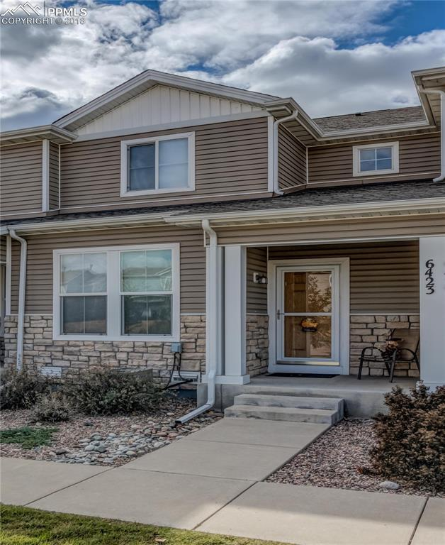 6423 Endurance Heights, Colorado Springs, CO 80923 (#3453448) :: Venterra Real Estate LLC