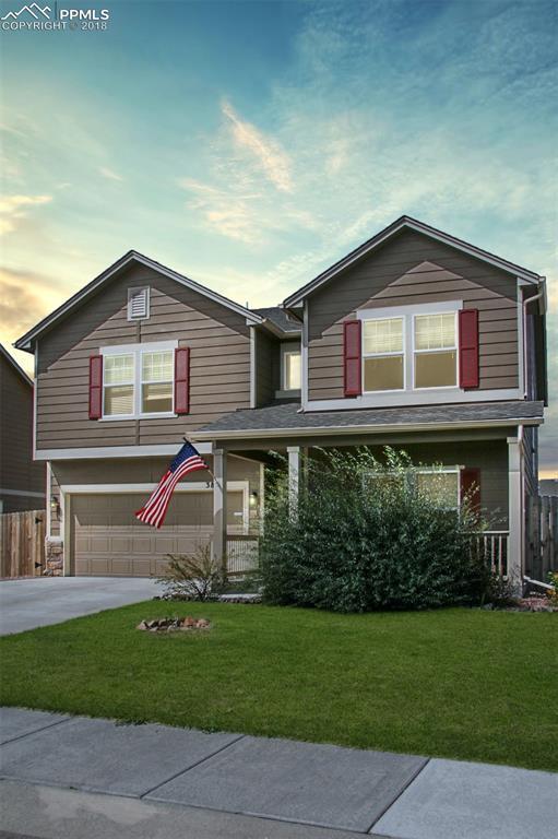 3836 Chia Drive, Colorado Springs, CO 80925 (#3890178) :: Harling Real Estate