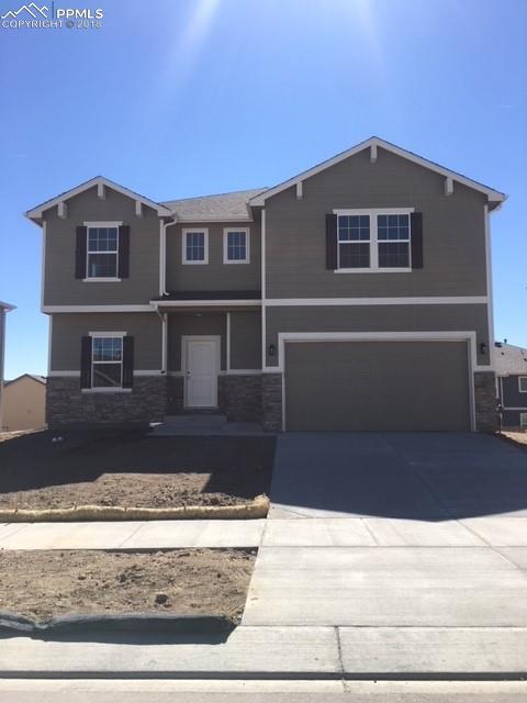 7219 Silver Moon Drive, Colorado Springs, CO 80923 (#4237622) :: Jason Daniels & Associates at RE/MAX Millennium