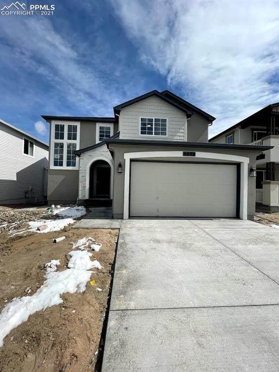 6698 Cumbre Vista Way, Colorado Springs, CO 80924 (#4543638) :: The Dixon Group