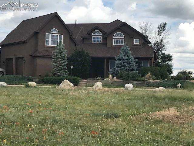 12725 Pommel Circle, Black Forest, CO 80106 (#5377392) :: Action Team Realty
