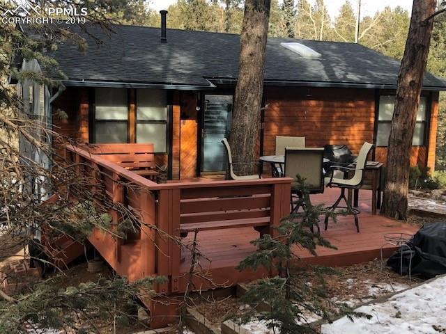 63 Glenwood Lane, Woodland Park, CO 80863 (#7357718) :: CENTURY 21 Curbow Realty