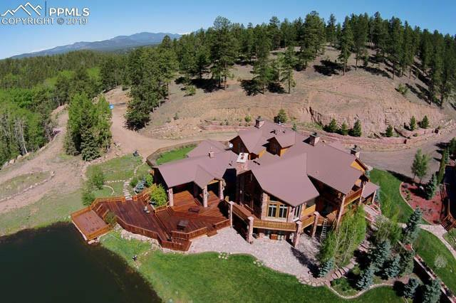 10 Kutsu Ridge Road, Florissant, CO 80816 (#7473845) :: The Kibler Group