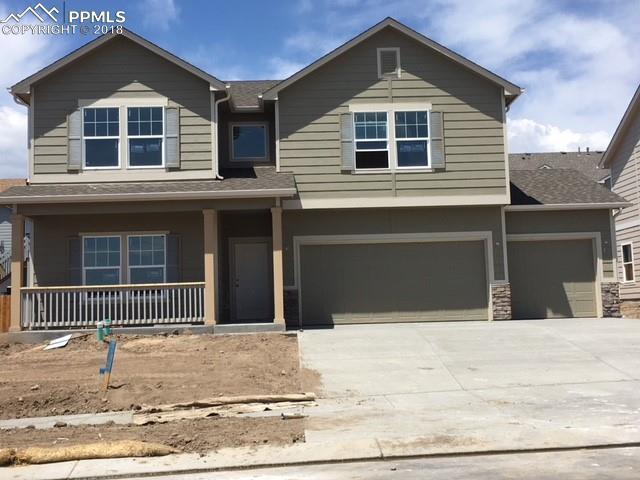 7032 New Meadow Drive, Colorado Springs, CO 80923 (#9130544) :: The Treasure Davis Team