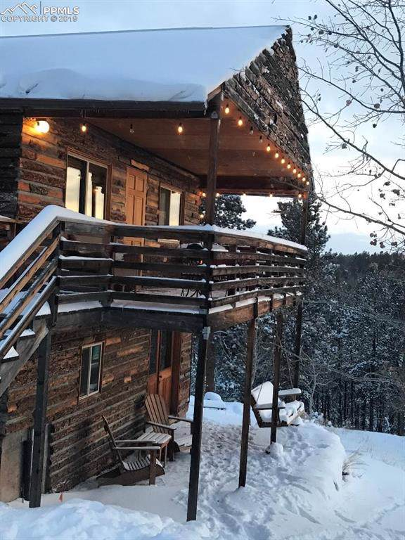 314 Shavano Creek Trail, Florissant, CO 80816 (#2310699) :: Action Team Realty