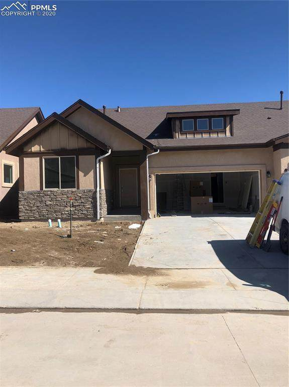 6631 Calico Crest Heights, Colorado Springs, CO 80923 (#6014745) :: The Kibler Group