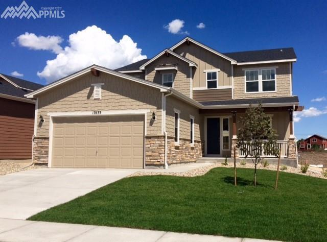 17633 Leisure Lake Drive, Monument, CO 80132 (#8328238) :: 8z Real Estate