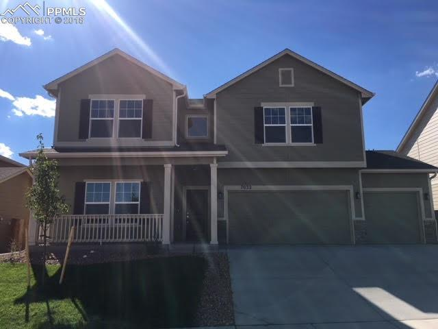 7032 New Meadow Drive, Colorado Springs, CO 80923 (#9130544) :: Action Team Realty