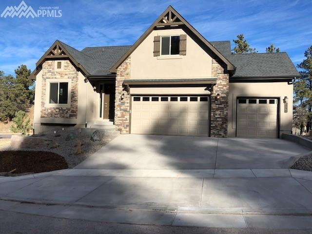 2098 Safe Harbor Court, Colorado Springs, CO 80919 (#6411950) :: The Hunstiger Team