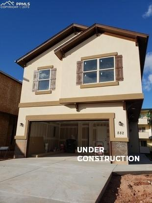 882 Redemption Point, Colorado Springs, CO 80905 (#9471560) :: Tommy Daly Home Team