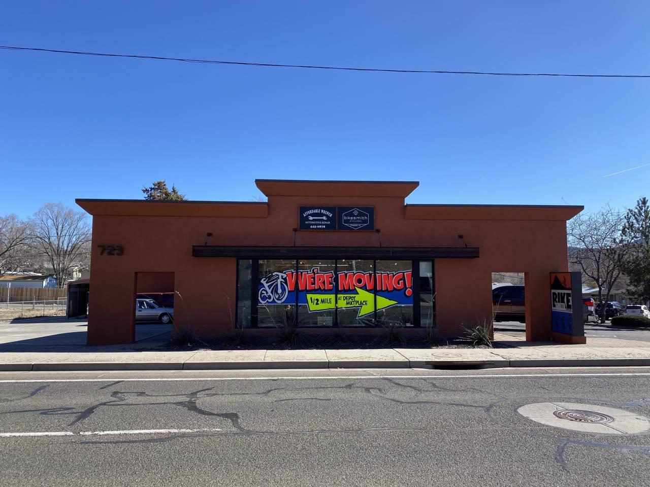 723 Montezuma Suite A Street - Photo 1