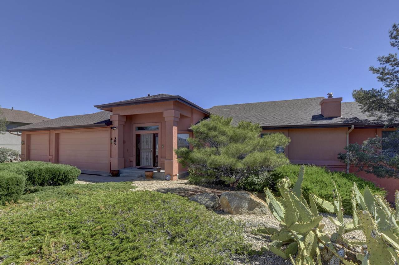 505 Miracle Rider Road - Photo 1