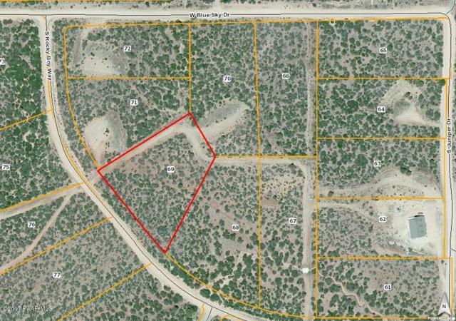 17369 S Rocky Boy Way, Peeples Valley, AZ 86332 (#1002431) :: HYLAND/SCHNEIDER TEAM