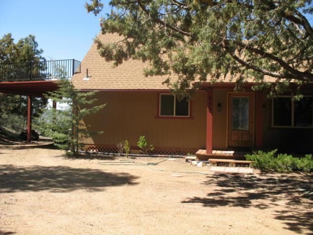 655 Old Senator Road, Prescott, AZ 86303 (#1002552) :: West USA Realty of Prescott