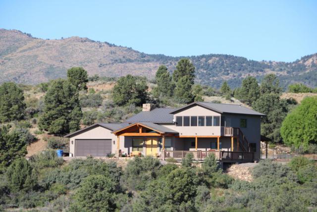 17762 S Tawny Lane, Peeples Valley, AZ 86332 (#1004599) :: HYLAND/SCHNEIDER TEAM