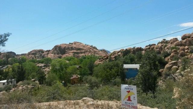 4465 Rock Garden Circle, Prescott, AZ 86301 (#1004821) :: HYLAND/SCHNEIDER TEAM
