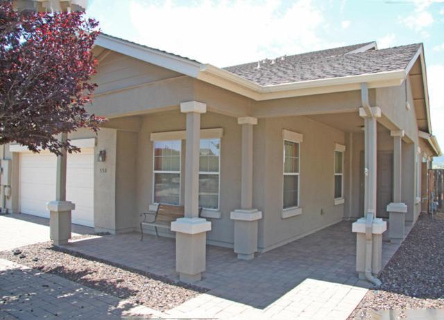 550 N Casa Bella Avenue, Dewey-Humboldt, AZ 86327 (#1005155) :: The Kingsbury Group