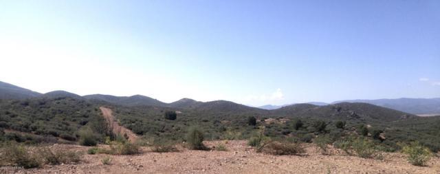 Lot 3 W Dewey Overlook Way, Dewey-Humboldt, AZ 86327 (#1006523) :: HYLAND/SCHNEIDER TEAM
