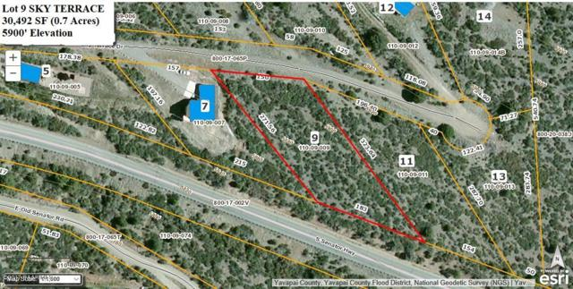 7xx E Sky Terrace Drive, Prescott, AZ 86303 (#1006962) :: The Kingsbury Group