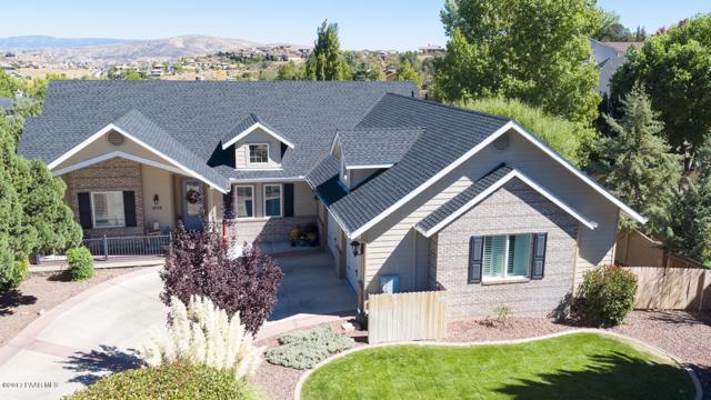 1605 Eagle Mountain Drive, Prescott, AZ 86301 (#1007273) :: The Kingsbury Group