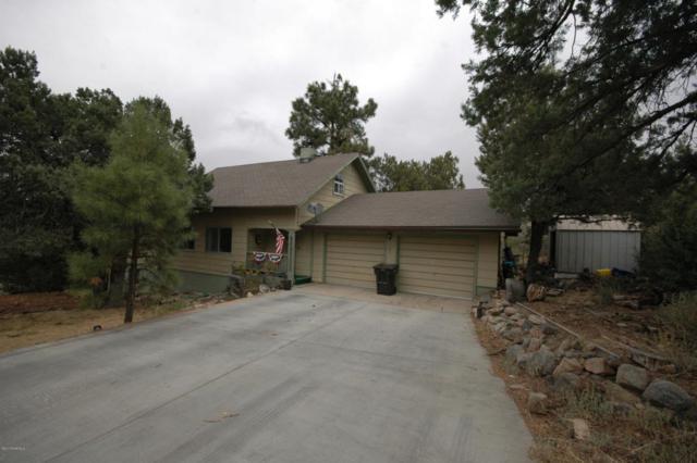 1343 E Pine Ridge Drive, Prescott, AZ 86303 (#1008277) :: HYLAND/SCHNEIDER TEAM