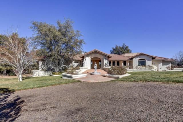 8725 N Live Oak Drive, Prescott, AZ 86305 (#1008634) :: HYLAND/SCHNEIDER TEAM