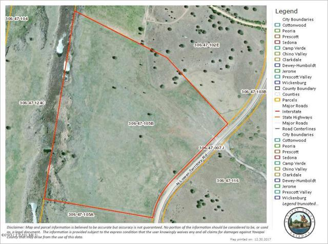 19900 N Lower Territory Road, Prescott, AZ 86305 (#1008674) :: HYLAND/SCHNEIDER TEAM