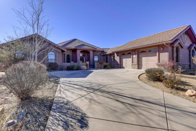 5535 Halcyone Circle, Prescott, AZ 86305 (#1008681) :: HYLAND/SCHNEIDER TEAM