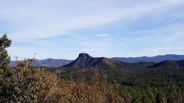 Lots 2-5 Lonesome Hawk Drive, Prescott, AZ 86305 (#1008716) :: HYLAND/SCHNEIDER TEAM