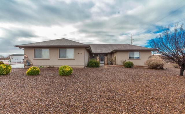 827 Talia Place, Chino Valley, AZ 86323 (#1008869) :: HYLAND/SCHNEIDER TEAM