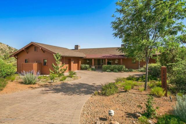 14425 N Soza Mesa Lane, Prescott, AZ 86305 (#1008878) :: HYLAND-SCHNEIDER