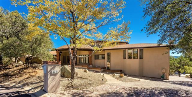 643 Fiesta Lane, Prescott, AZ 86303 (#1008972) :: HYLAND/SCHNEIDER TEAM